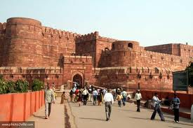 Fort Rouge Agra